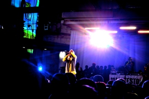 Rakim, 2011 at Manifesto.