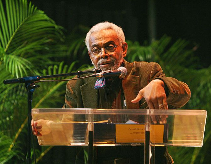 """Poems are bullshit"": Rest in Power, Amiri Baraka"