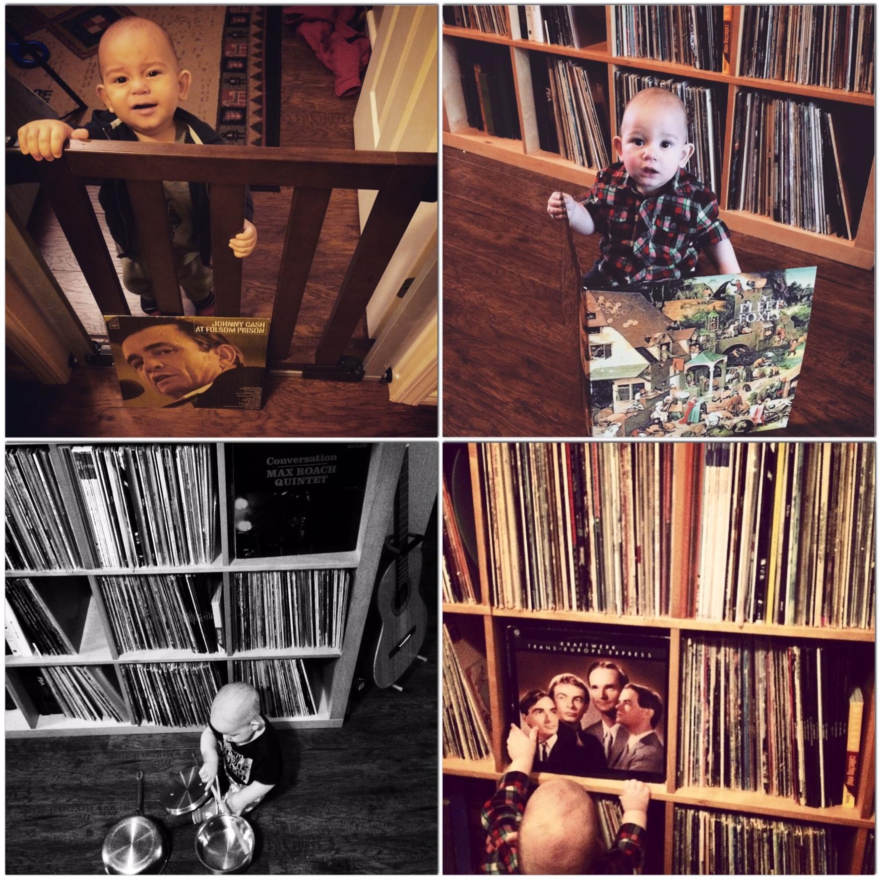 Vinyl Paul Db Watkins