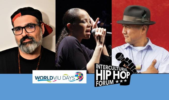 "Intercultural Hip Hop Panel: ""Telling Your Story"""